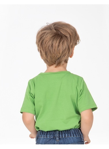 Zeno Kido Tişört Yeşil